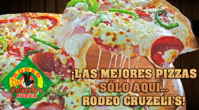 Rodeo Cruzeli's Pizza